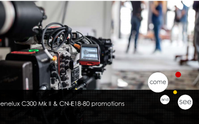 Canon Pro Video Promotions 01/04/2017 – 30/06/2017
