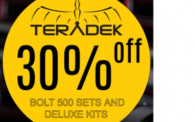 TERADEK NEW low price on Teradek Bolt 500 Zero Latency HD Transmitter