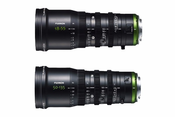 Fujinon MK50-135mm T2.9 – Now available