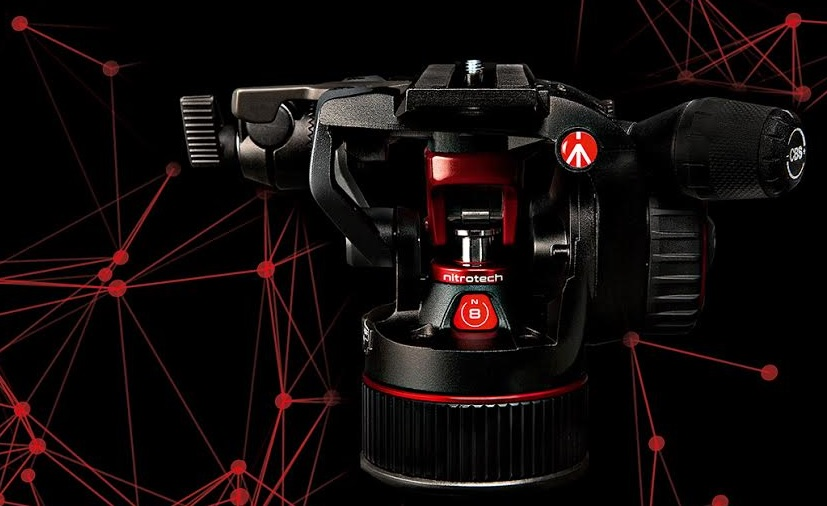NEW MANFROTTO NITROTECH