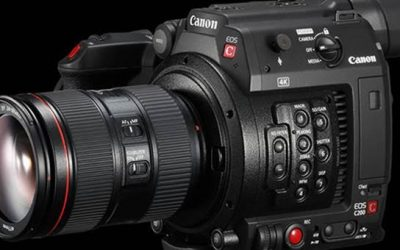 THE ULTIMATE IN CREATIVITY AND FLEXIBILITY; CANON INTRODUCES THE 4K COMPACT  CINEMA EOS CAMERA, THE EOS C200