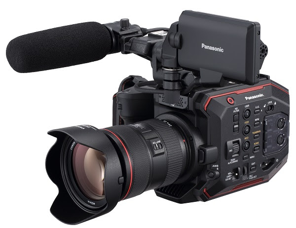 NEW Panasonic AU-EVA1