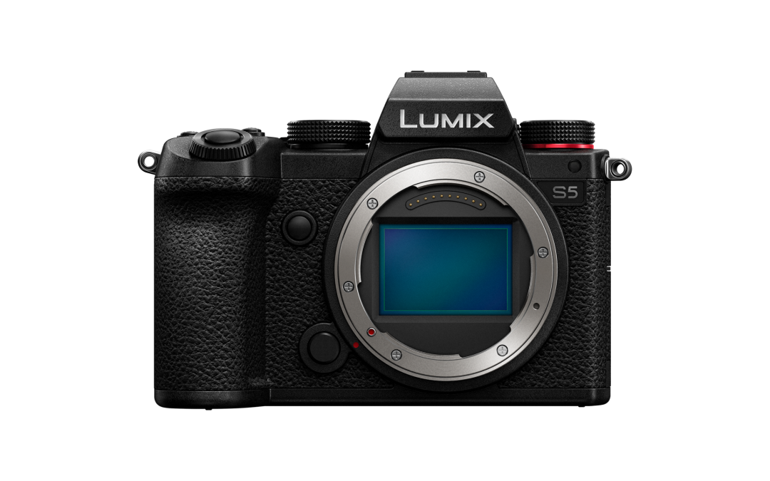 NEW LUMIX FULL FRAME S5