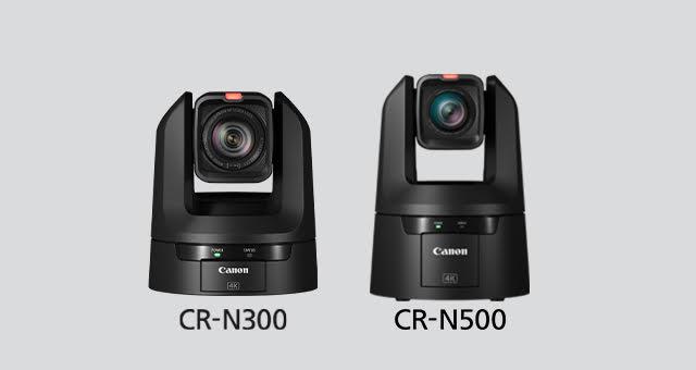 CANON CR-N500 & CR-N300