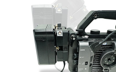 Core SWX Sony PXW-FX6 V-mount Plate